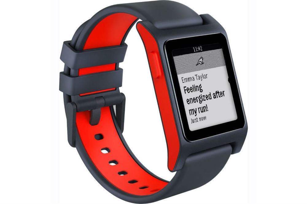 Pebble 2 smart watch Review