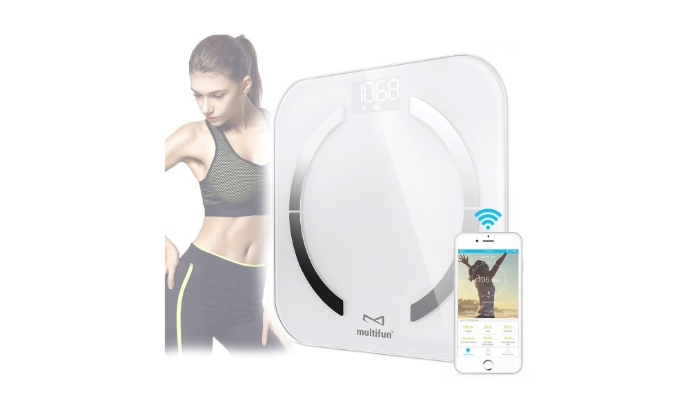 multifun Bluetooth Body Fat Scale Review